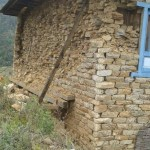 Damage to lakpa doma tamang home